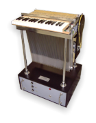 'Skellotron' exposed mellotron